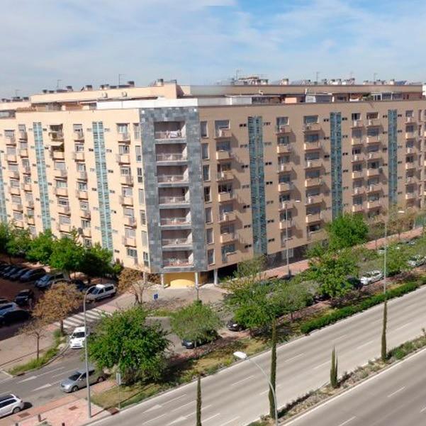 EDIFICIO RESIDENCIAL </BR>MADRID (ESPAÑA)