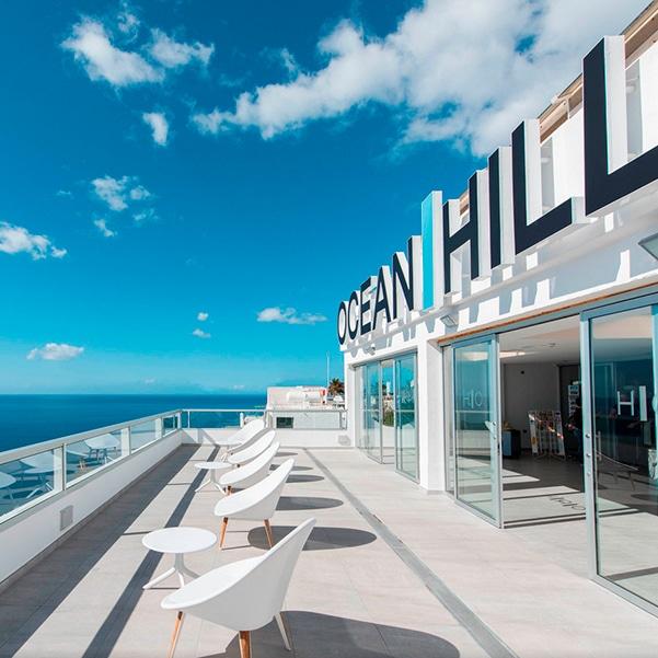 HOTEL OCEAN HILL  GRAN CANARIA (ESPAÑA)