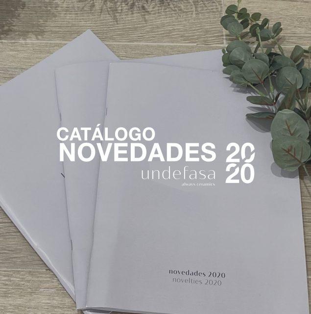 Catálogo novedades 2020